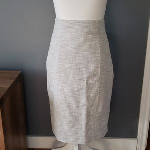 Banana Republic Tweed Pencil Skirt